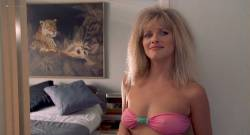 Barbara Crampton nude topless Kathleen Kinmont topless and Sheree J. Wilson - Fraternity Vacation (1985) (15)