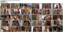 Barbara Crampton nude topless Kathleen Kinmont topless and Sheree J. Wilson - Fraternity Vacation (1985) (1)
