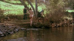 Barbara Leigh nude topless and Phyllis Davis nude butt and boobs - Terminal Island (1973) HD 1080p BluRay (6)