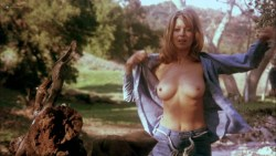 Barbara Leigh nude topless and Phyllis Davis nude butt and boobs - Terminal Island (1973) HD 1080p BluRay (2)
