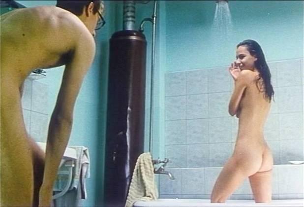 Barbara Vickovic nude topless Matija Prskalo and Lana Jergovic nude too - Kraljica noci (KR-2001) (12)