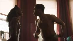 Birgundi Baker nude topless and sex - The Chi (2017) s1e1 Pilot HD 720p WEB (5)