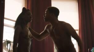 Birgundi Baker nude topless and sex - The Chi (2017) s1e1 Pilot HD 720p WEB (4)