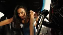 Christina Ochoa hot sexy and sex in the car - Blood Drive (2017) s1e1-2 HD 1080p (18)
