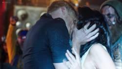 Christina Ochoa hot sexy and sex in the car - Blood Drive (2017) s1e1-2 HD 1080p (15)