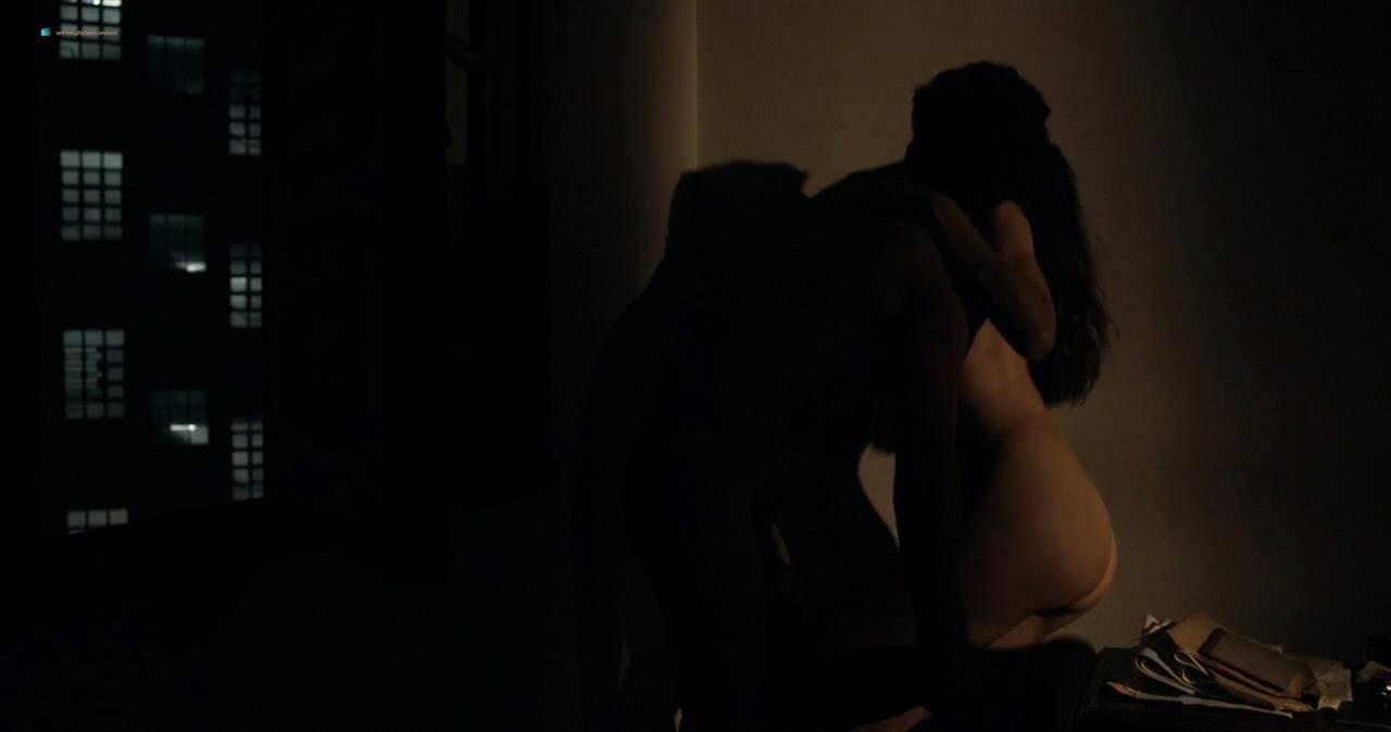 Clara Choveaux nude full frontal explicit bj - Elon Nao Acredita na Morte (BR-2016) HD 720p WEB (5)