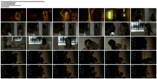 Clara Choveaux nude full frontal explicit bj - Elon Nao Acredita na Morte (BR-2016) HD 720p WEB (1)