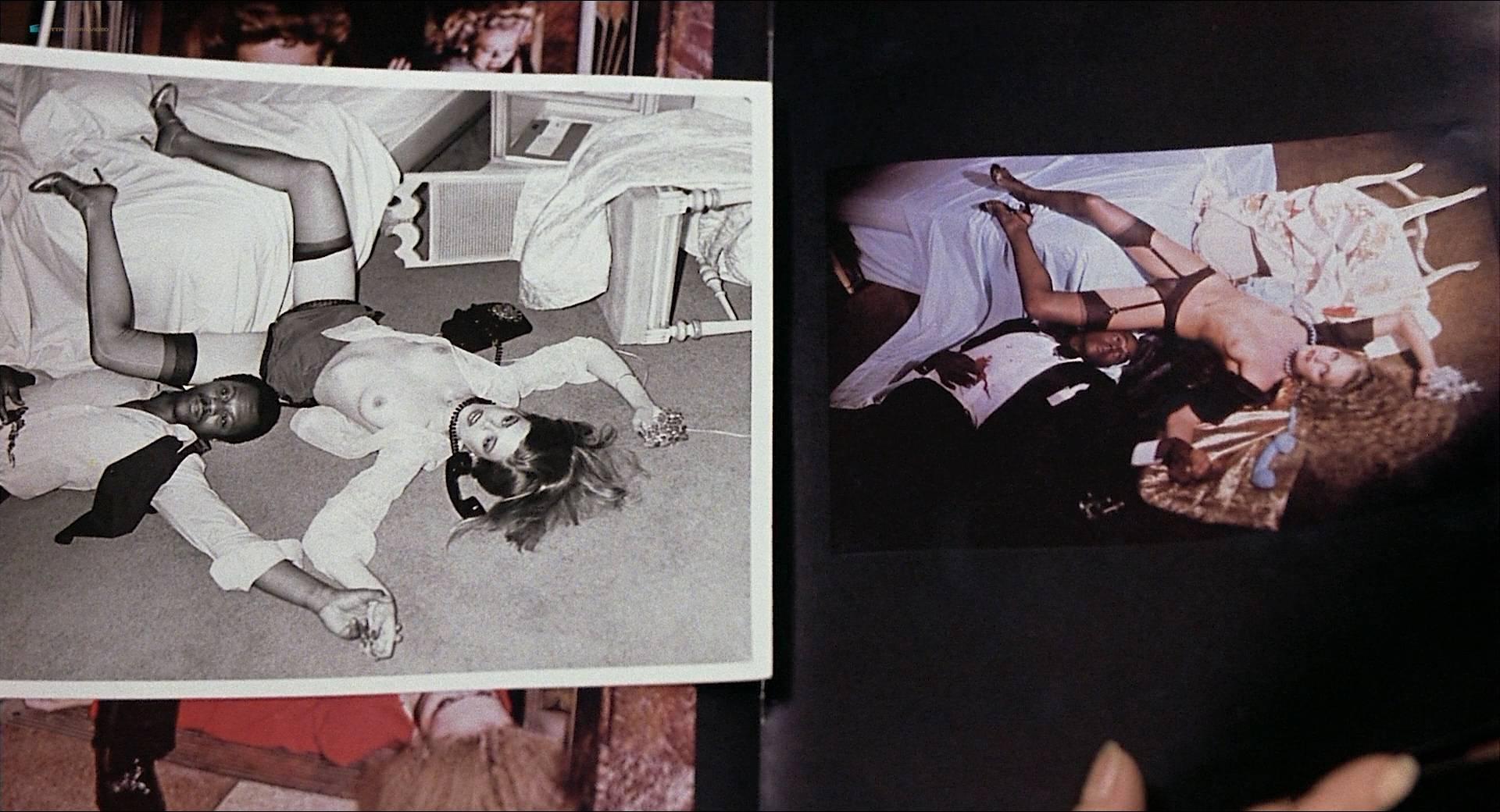 Darlanne Fluegel nude topless Lisa Taylor and Rita Tellone nude topless too - Eyes of Laura Mars (1978) HD 1080p BluRay (11)