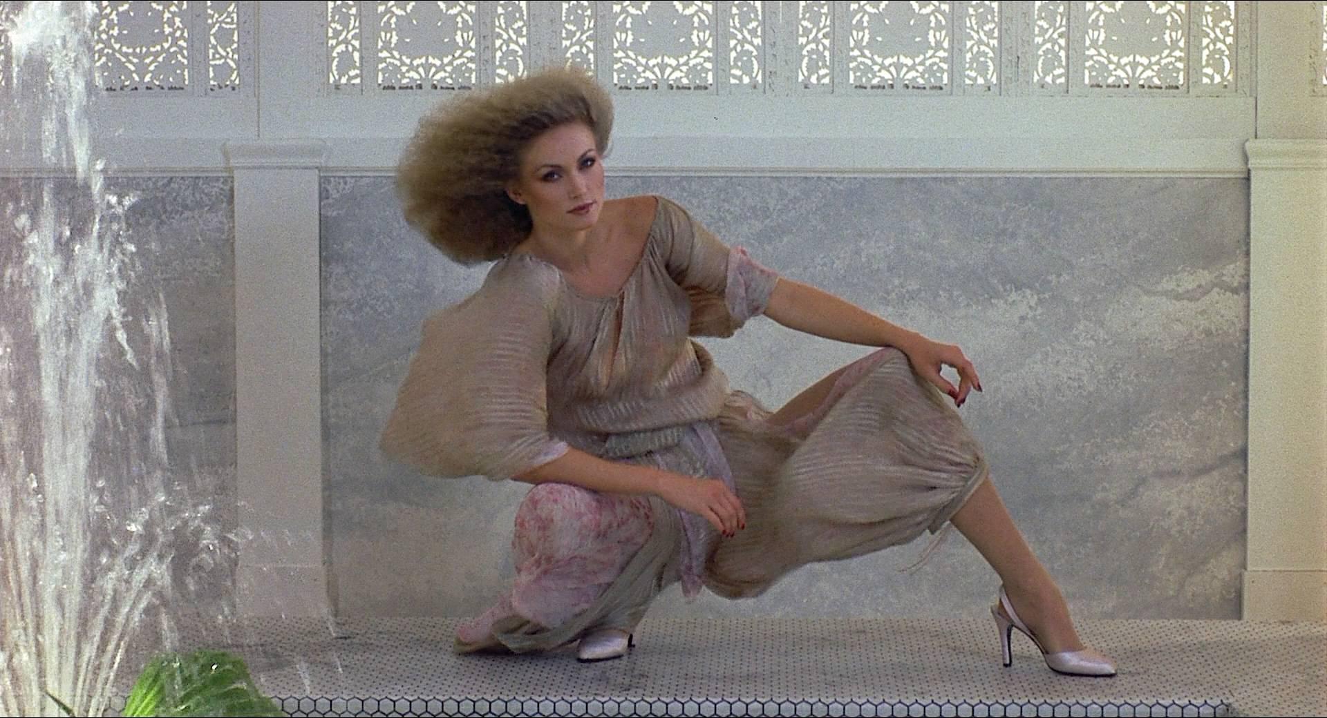 Darlanne Fluegel nude topless Lisa Taylor and Rita Tellone nude topless too - Eyes of Laura Mars (1978) HD 1080p BluRay (6)