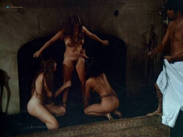 Debbie Osborne nude full frontal Ann Perry and others nude bush and lot of sex - The Toy Box (1971) (15)