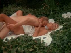 Debbie Osborne nude full frontal Ann Perry and others nude bush and lot of sex - The Toy Box (1971) (5)
