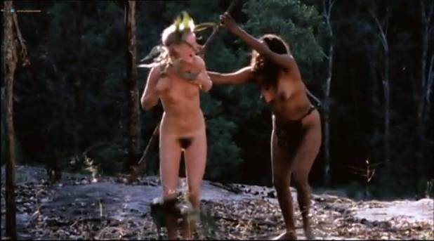 Jeune Pritchard nude full frontal Nell Campbell and other nude bush - Journey Among Women (AU-1977) (11)