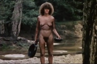 Jeune Pritchard nude full frontal Nell Campbell and other nude bush – Journey Among Women (AU-1977)