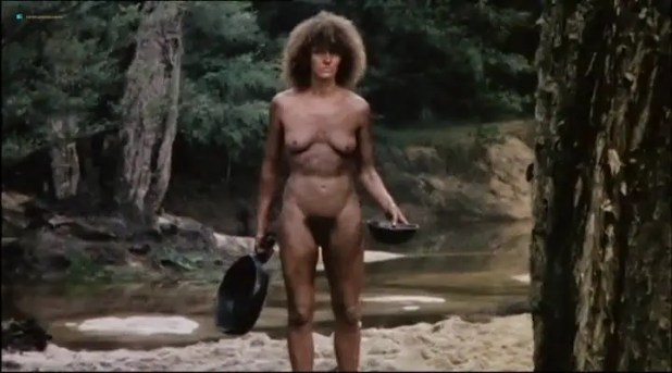 Jeune Pritchard nude full frontal Nell Campbell and other nude bush - Journey Among Women (AU-1977) (4)