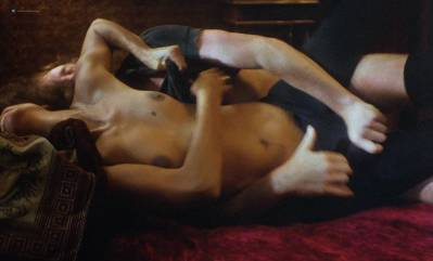 Karin Boyd nude topless and bush in hot sex scene - Mephisto (DE-1981) HD 1080p BluRay (13)