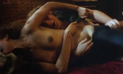 Karin Boyd nude topless and bush in hot sex scene - Mephisto (DE-1981) HD 1080p BluRay (12)