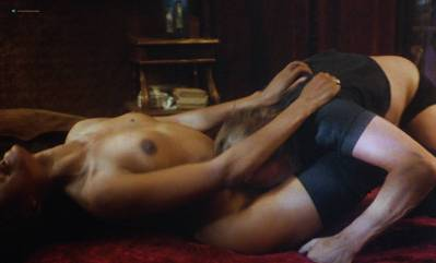 Karin Boyd nude topless and bush in hot sex scene - Mephisto (DE-1981) HD 1080p BluRay (9)