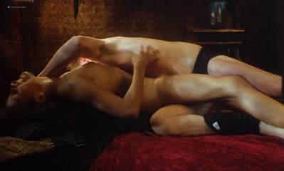 Karin Boyd nude topless and bush in hot sex scene - Mephisto (DE-1981) HD 1080p BluRay (8)