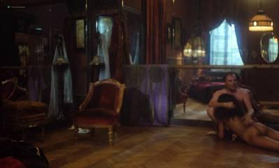 Karin Boyd nude topless and bush in hot sex scene - Mephisto (DE-1981) HD 1080p BluRay (4)