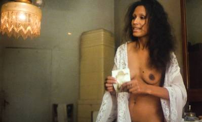 Karin Boyd nude topless and bush in hot sex scene - Mephisto (DE-1981) HD 1080p BluRay (3)