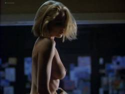 Kathleen Kinmont nude topless, butt and sex Meilani Paul and Lisa Marie Scott nude topless - The Corporate Ladder (1997) (13)