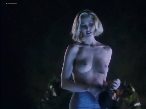 Kathleen Kinmont nude topless, butt and sex Meilani Paul and Lisa Marie Scott nude topless - The Corporate Ladder (1997) (4)