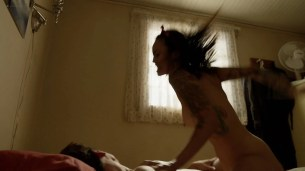 Levy Tran nude topless and sex – Shameless (2017)s8e5 HD 1080p (8)