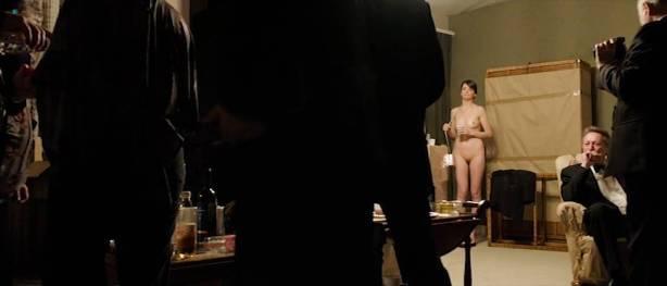 Marina Gera nude full frontal Nóra Hörich nude sex bondage - Free Fall (HU-2014) (14)