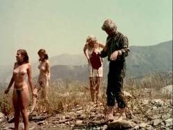 Monica Gayle nude full frontal and sex Debbie Osborne, Wendy Winders, Judy Angel, Pamella Princess all nude full frontal bush and lot of sex - Southern Comforts (1971) (17)