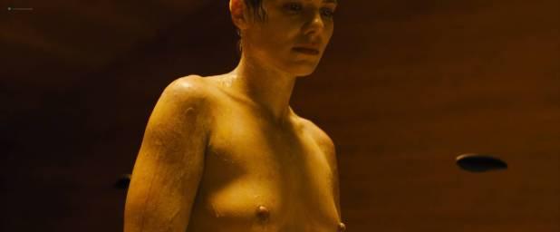 Sallie Harmsen nude topless and butt Ana de Armas nude topless Mackenzie Davis hot - Blade Runner 2049 (2017) HD 1080p Web-DL (11)