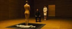 Sallie Harmsen nude topless and butt Ana de Armas nude topless Mackenzie Davis hot - Blade Runner 2049 (2017) HD 1080p Web-DL (10)