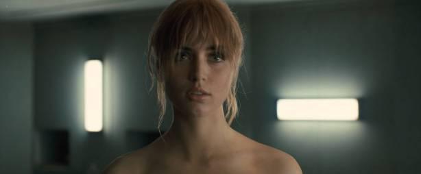Sallie Harmsen nude topless and butt Ana de Armas nude topless Mackenzie Davis hot - Blade Runner 2049 (2017) HD 1080p Web-DL (9)