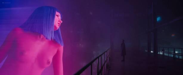 Sallie Harmsen nude topless and butt Ana de Armas nude topless Mackenzie Davis hot - Blade Runner 2049 (2017) HD 1080p Web-DL (5)