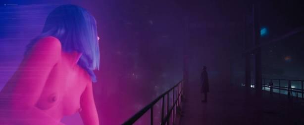 Sallie Harmsen nude topless and butt Ana de Armas nude topless Mackenzie Davis hot - Blade Runner 2049 (2017) HD 1080p Web-DL (4)