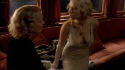 Scarlett Johansson hot cleavage and Helen Hunt hot - A Good Woman (2004) HD 1080p (2)