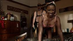 Shanola Hampton hot sexy and sex doggy style – Shameless (2017) s8e7 HD 720-1080p (9)