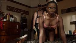 Shanola Hampton hot sexy and sex doggy style – Shameless (2017) s8e7 HD 720-1080p (8)