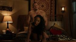 Shanola Hampton hot sexy and sex doggy style – Shameless (2017) s8e7 HD 720-1080p (2)