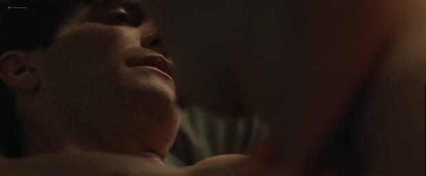 Tatiana Maslany nude nipple and sex - Stronger (2017) HD 1080p (2)