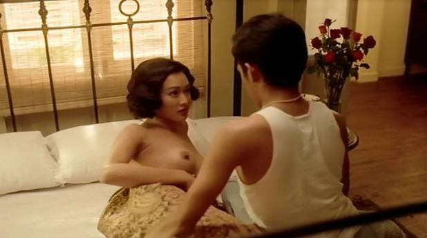 Christy Chung nude and sex - Jan Dara (TH-2001) (10)