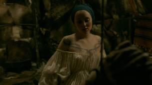 Dagny Backer Johnsen nude topless and sex - Vikings s05e07 (2018) HD 1080p Web (9)