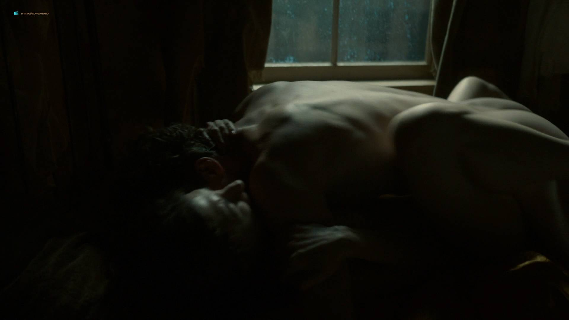 Dakota Fanning hot cleavage and Daisy Bevan sex - The Alienist (2018) s1e2 HD 1080p (4)