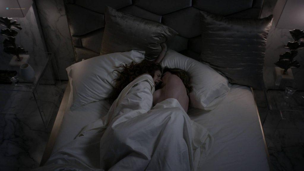 Essie Davis topless Anna Paquin, Rachelle Lefevre, Juno Temple hot and sexy - P.K.D Electric Dreams (2017) s1e5-6-8 HD 1080p (11)