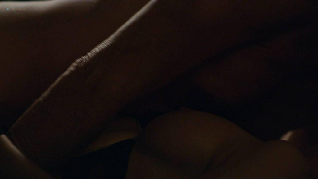 Essie Davis topless Anna Paquin, Rachelle Lefevre, Juno Temple hot and sexy - P.K.D Electric Dreams (2017) s1e5-6-8 HD 1080p (5)