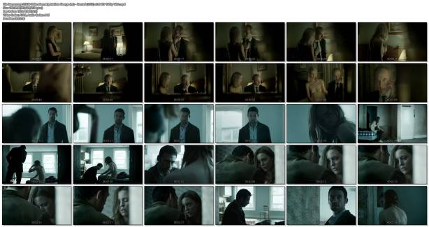 Helen Kennedy nude topless and butt Melissa George hot bra panties - Hunted (2012) s1e1 HD 1080p Web (1)