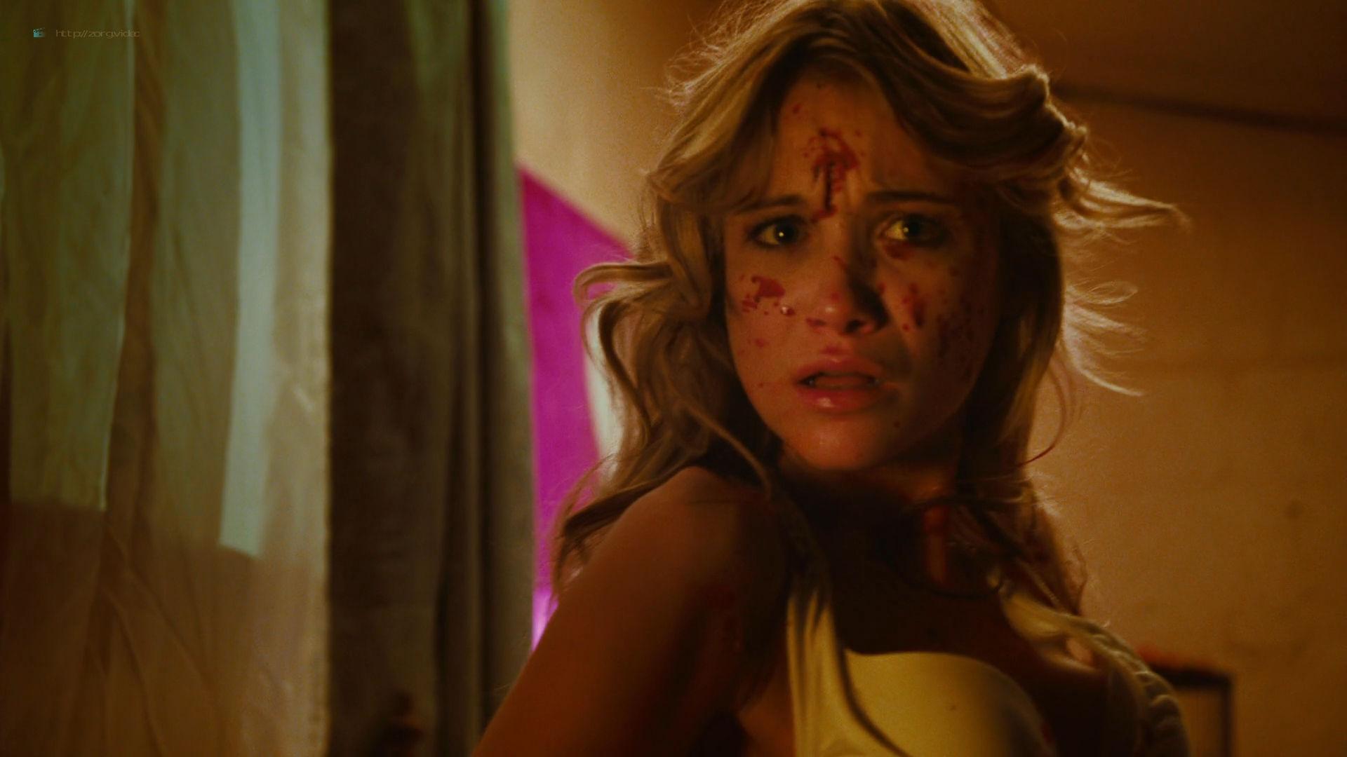 Irina Voronina full frontal nude Katrina Bowden hot - Piranha 3DD (2012) HD 1080p (7)