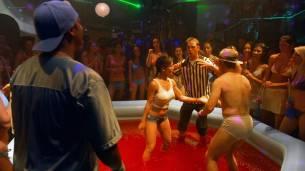Irina Voronina topless Mary Castro nude sex Marisa Petroro and others hot - Reno 911!: Miami (2007) HD 1080p (2)
