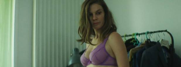 Lindsay Burdge nude topless and sex Esther Garrel hot - Thirst Street (2017) HD 1080p Web (12)