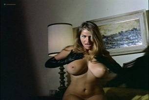 Louise Thompson nude full frontal Uschi Digard and Monica Gayle nude lesbian sex - Roxanna (1970) (11)