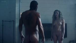 Lucy Aarden nude full frontal Vanina Arias and others nude - Death Race 4: Beyond Anarchy (2018) HD 1080p Web